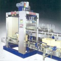 Automatic Pick and Place Type Case Packer