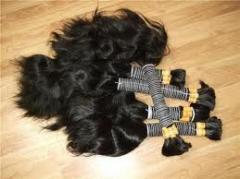 HOT SALES !!!  RAW INDIAN HUMAN HAIR