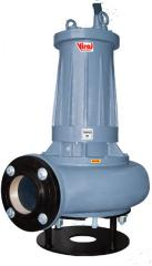 Non Clog Sewage Submersible Pumps