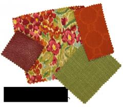 Fabrics handbags