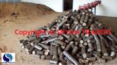Biomass Briquettes & Wood Pellets