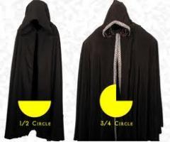 Cloak fabrics