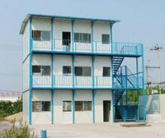 Prefabricated Apartment