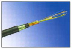 Hybrid Armoured Optical Fibre Cable