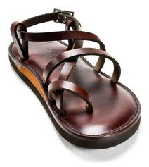 Leather Sandles