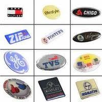 Dome Sticker & Label