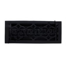 """""""Flower"""" Iron Wall Register with"""