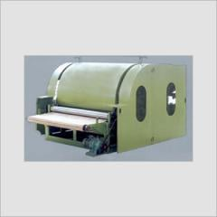 Single Cylinder Double Doffer Carding Machine