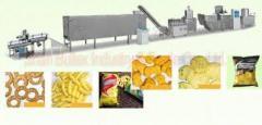 Snacks production line