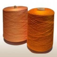 Cotton knitted yarns