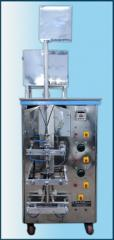 Pouch Packing Machinery
