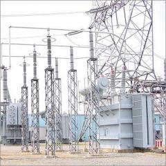 Substation / Transmission Structure
