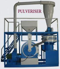 PULVERISER FOR PLASTIC PROCESS
