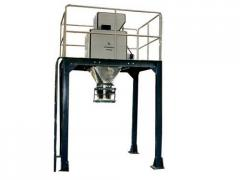 Bagging Machine Weigher