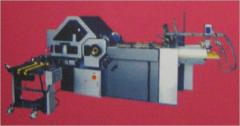 High Speed Automatic Paper Folding Machine