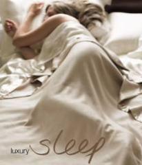 Silk blankets