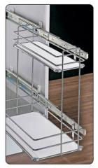 Pull Out Detergent Rack