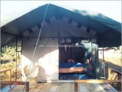 Deluxe Cottage Tents