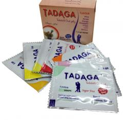 Tadalafil Oral Jelly.