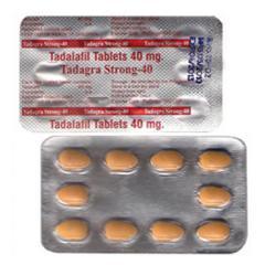 Generic Cialis Strong (Tadalafil 40mg)