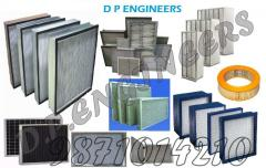 Manufacturing Variety of Air Filters & Air