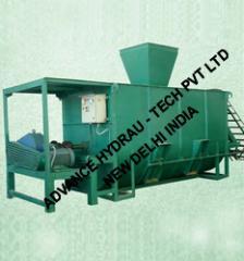 Densified TMR Block machine