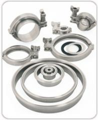 Stainless Steel Clamps & Ferrules