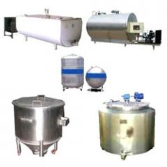 Dairy Equipments Manufacturers