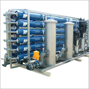 R.O Water Treatment Plant