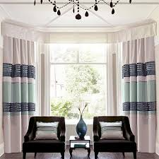 Curtains bands