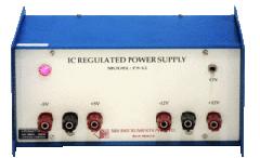 IC Regulated Power Supply