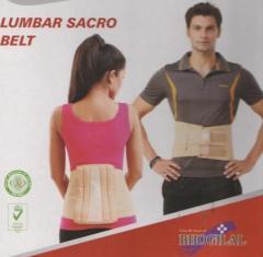 Lumbar Sacro Belt