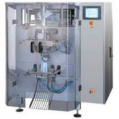 High Speed Continuous Motion Bagging Machine