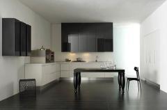 Membrane modular kitchen