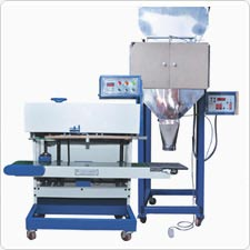 Semi automatic Load Cell Control Weigher with
