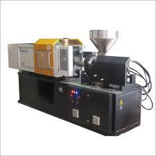 Horizontal Plastic Injection Moulding Machine PLC