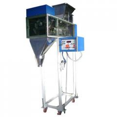 Loadcell Controlled Weigh Filler Model : EE-LCW