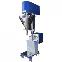 Auger Filler with Servo Motor Control