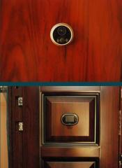 Door Peep Hole Video System