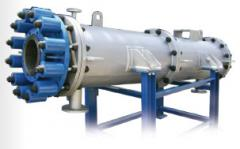 Graphite Sulfuric Acid Dilution and Cooling Units
