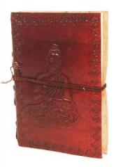 Leather Diary Journal Notebook