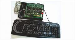 8085 Microprocessor trainer Kit (LCD)