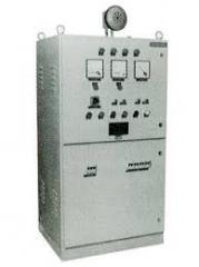 Automatic Voltage Regulator Control panel