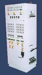 Static Excitation Panel
