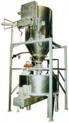 Continuous Type Powder Transfer