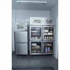 4 Door Vertical Refrigerator