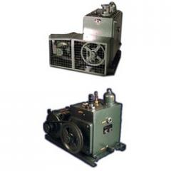 Belt Drive  High Vacuum Pumps
