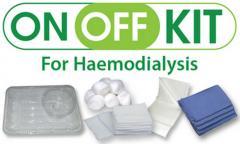 Pristine On/Off Kit for Haemodialysis