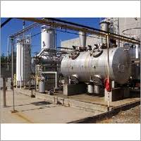 Solvent And Solvent Recovery Facility