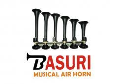 Digital air horn B-100